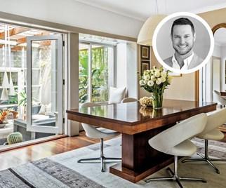 Darren Palmer dining room