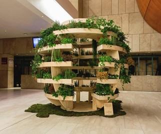Ikea indoor garden orb
