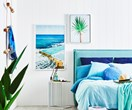 Shop the look: Coastal-calm bedroom