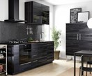 Trend alert: Black kitchens