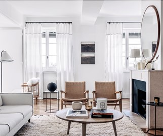 French apartment style