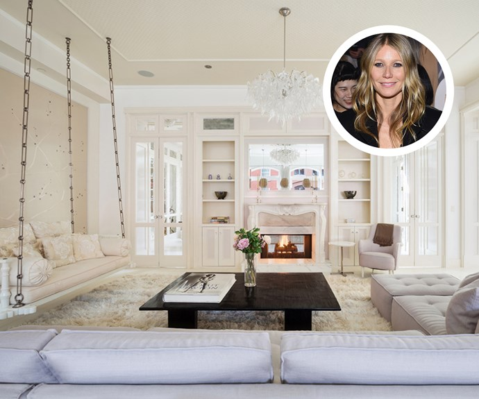 Gwyneth Paltrow New York condo