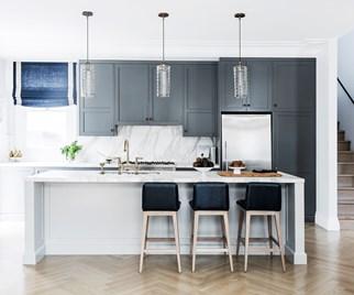 luxe kitchen design