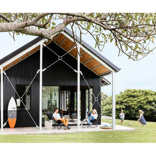 5 Homes That Prove That Less Is More: Shed Conversion: How To Build A Holiday House For Less