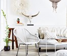 Shop the look: Soft-tribal living room