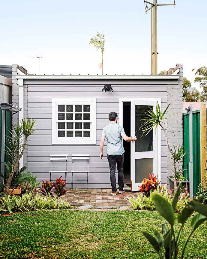 "Whether it's freestanding, fixed or completely built in, a garage can be a big asset. [Find out how to get the most out of the space](http://www.homestolove.com.au/how-to-make-the-most-of-your-garage-4288|target=""_blank"")."