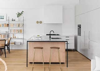 felix forest scandi kitchen
