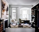 A 19th-century apartment is turned into an elegant escape