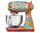 SMEG collaborates with Dolce & Gabbana on small appliances