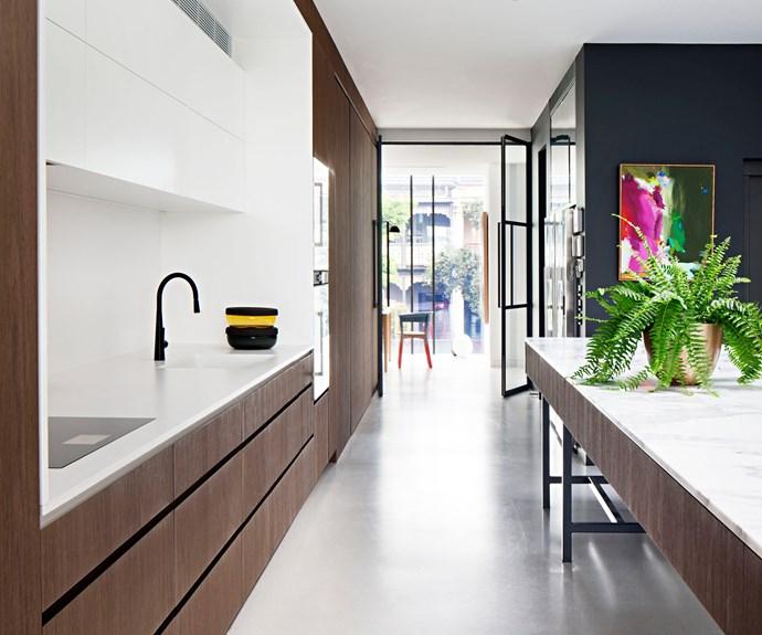 Wellington Street Residence by Matt Gibson Architecture + Design
