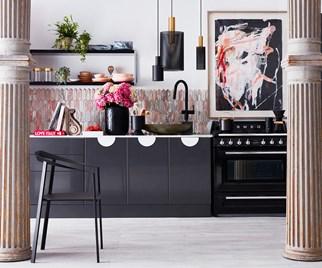 luxe kitchen design