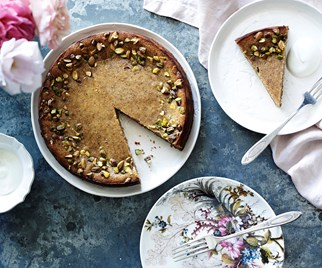Persian love cake recipe