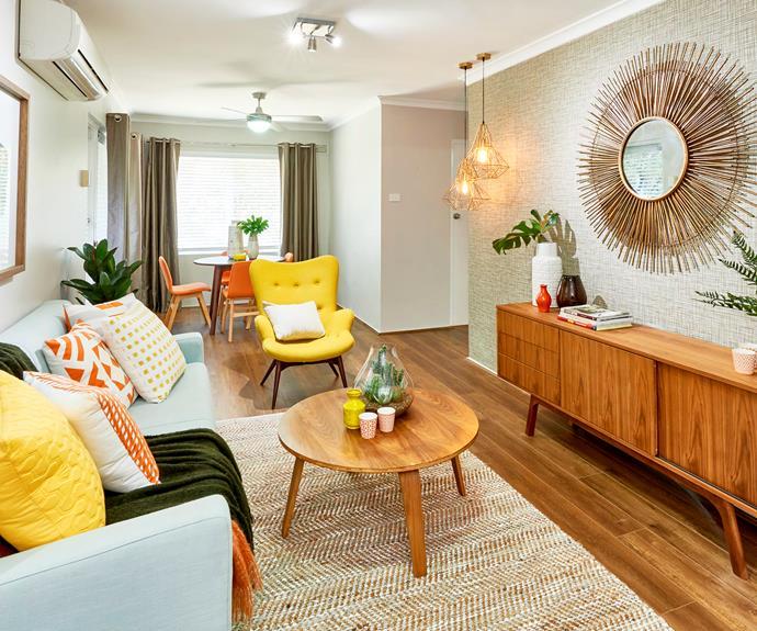 Cherie Barber Budget Apartment Renovation