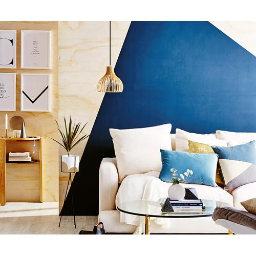 Living room feature wall ideas homes - Feature wall ideas for living room ...