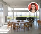 Rooney Mara's LA home is a mid-century lover's dream