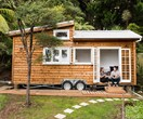 A tiny house with big ideas
