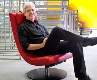 David King,King Living, photographed at Turella in 2007.