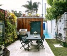 Efficient worker: courtyard landscape design