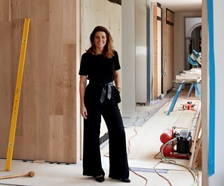 architect Clare Cousins