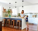 Get the look: coastal-style kitchen