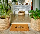9 doormats to spruce up your entryway
