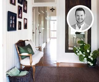 Darren Palmer entryway
