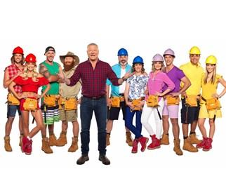 the block contestants