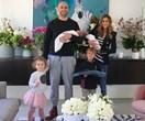 Inside Rebecca Judd's home via Instagram