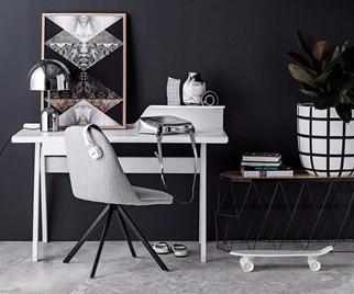 trendy workspace