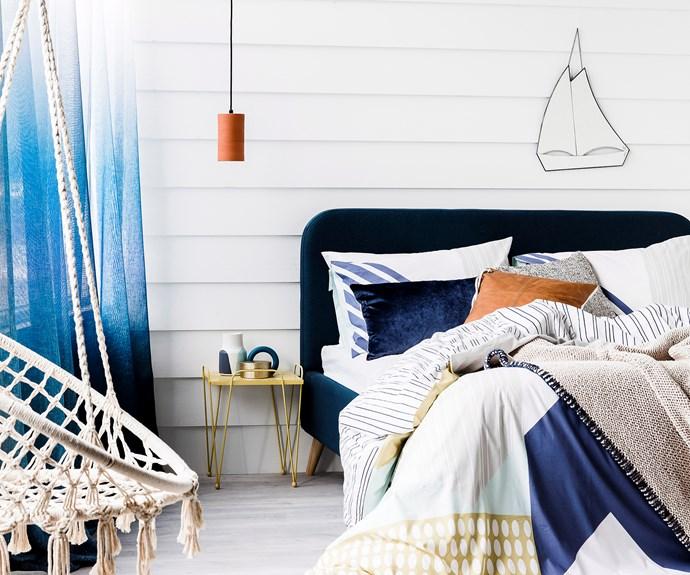 Bedroom decorating inspiration