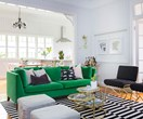 A Queenslander transformed with eclectic luxe style