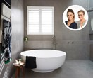 Design duo Alisa and Lysandra have their say on The Block's bathroom reveals