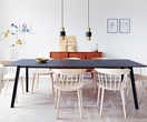 Poky apartment transformed with Scandinavian style
