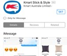 Kmart has released a home styling app