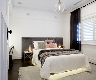 The Block 2017 week two guest bedroom room reveals