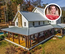Miley Cyrus Tennessee house