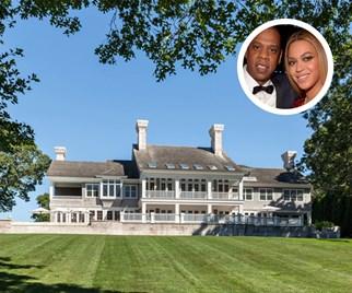 Beyoncé and Jay-Z hamptons