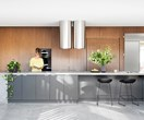 Eco-friendly redesign of a dated 1980s home