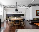 A warehouse conversion goes back to its utilitarian roots