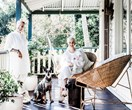 A creative couple's cottage Byron Bay's Hinterland