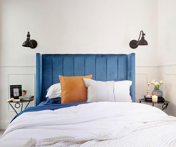 Bedroom Bed Head Ideas