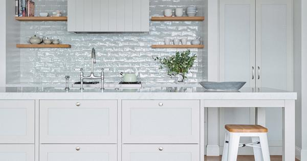 hamptons kitchen design.  Hamptons style kitchens to inspire Homes To Love