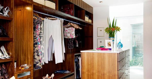 How to design a walk in wardrobe homes to love solutioingenieria Gallery