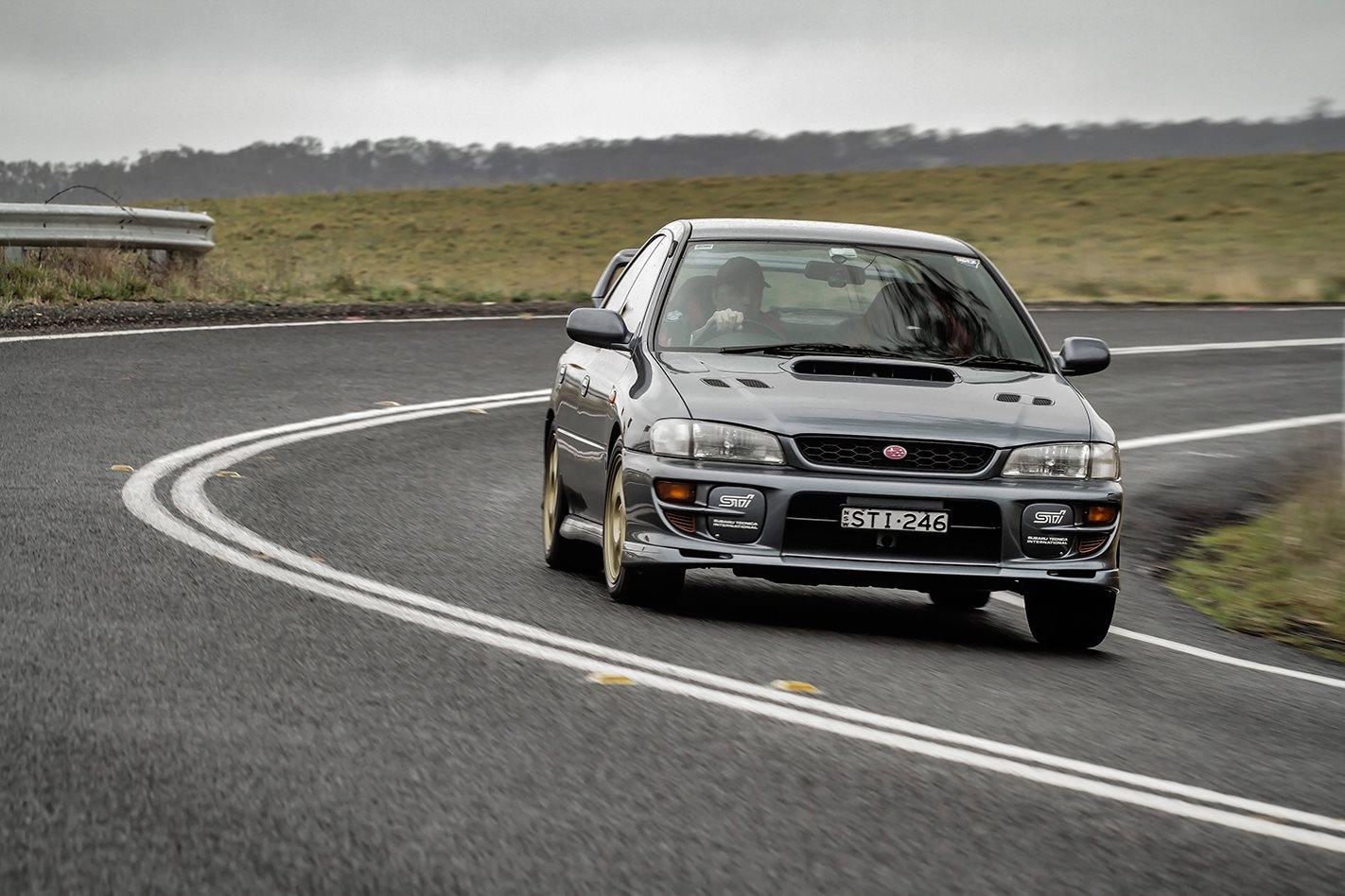 Subaru Wrx Celebration 1st Generation Motor