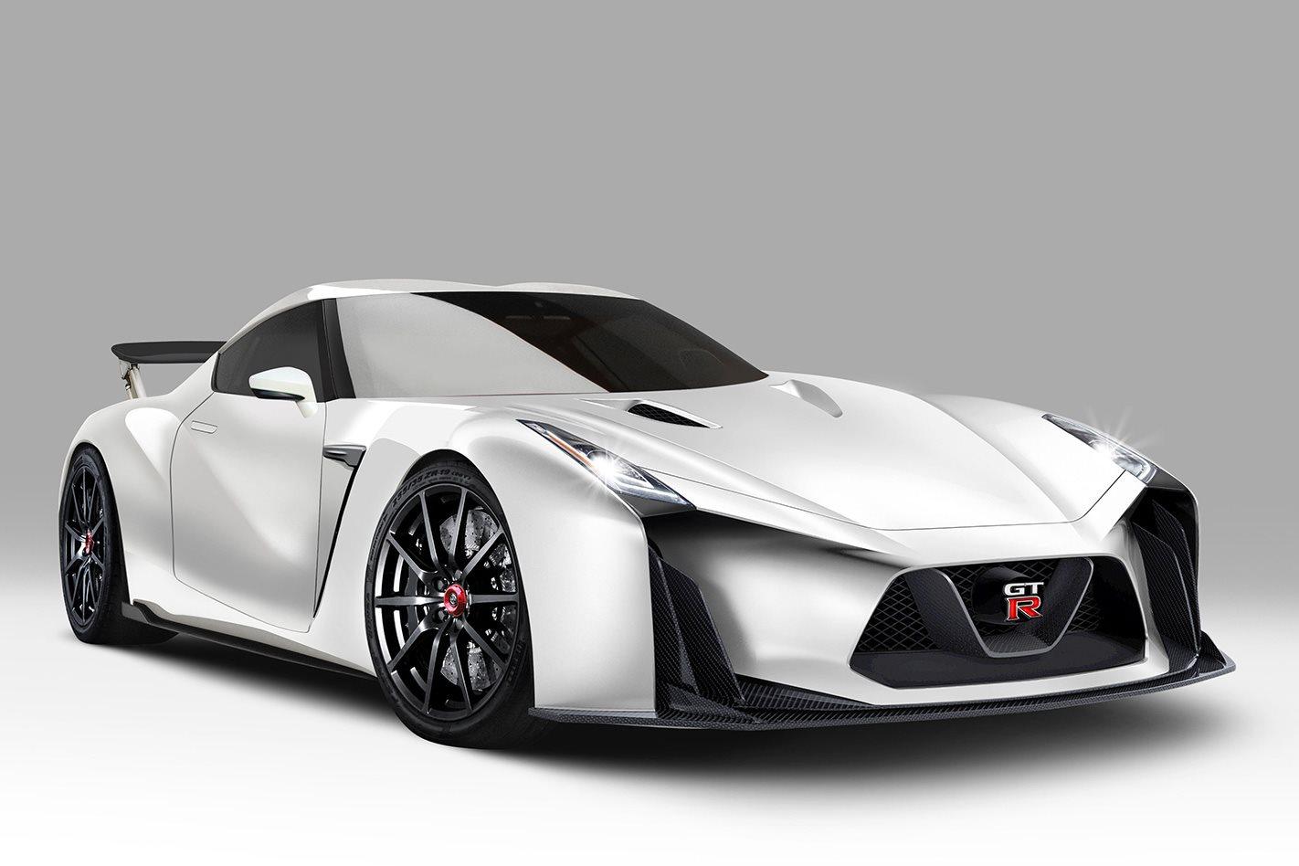 Next generation |Nissan GT-R R36 | concept car | MOTOR