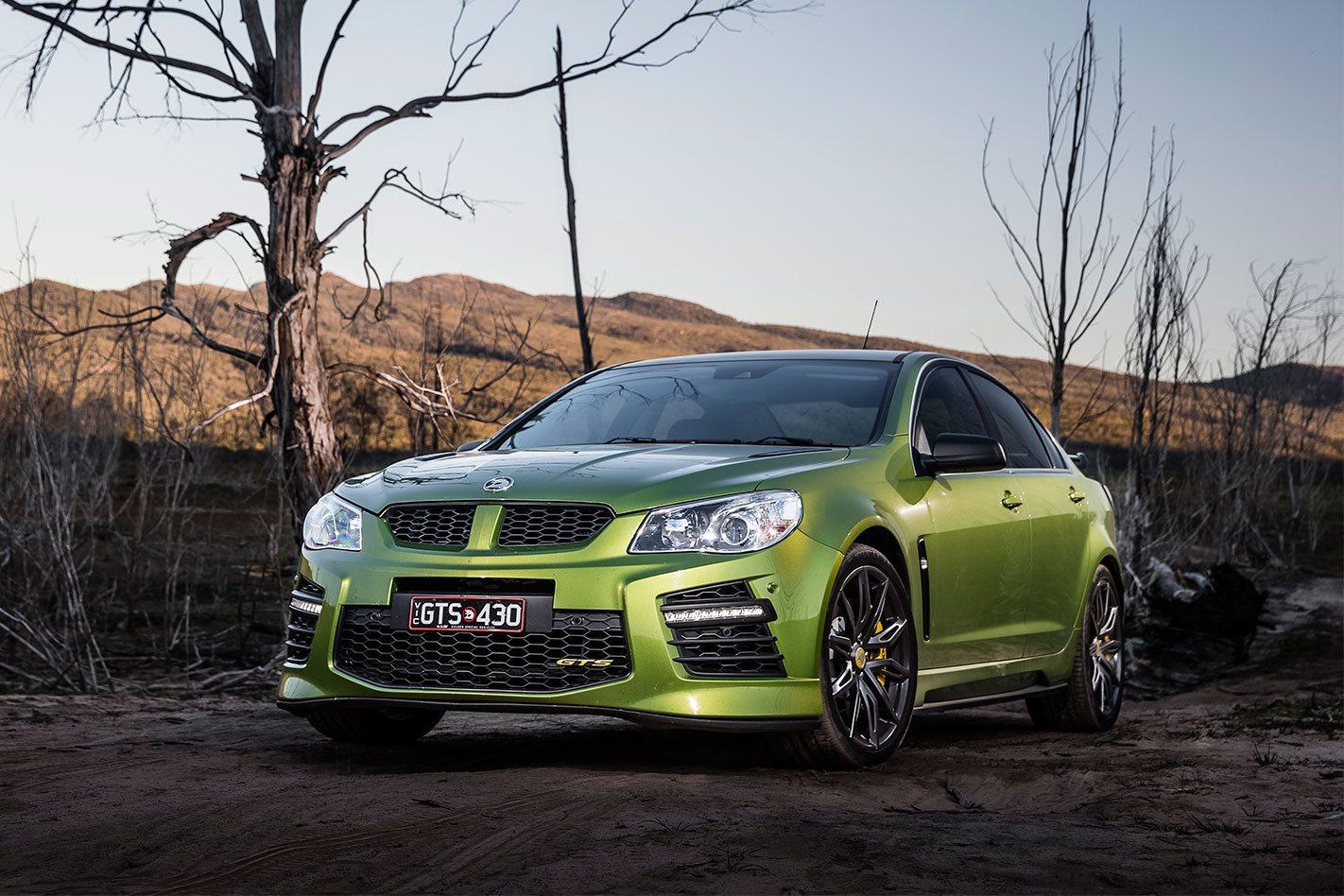 2016 hsv gts the fastest aussie car ever motor