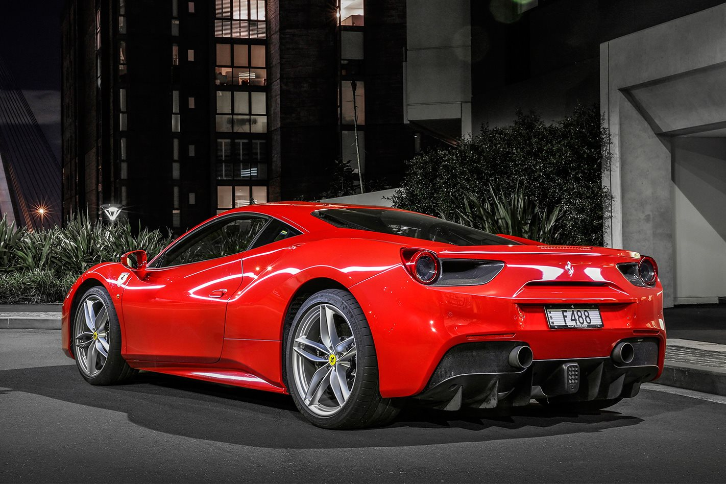 Ferrari 488 Gtb Review Motor