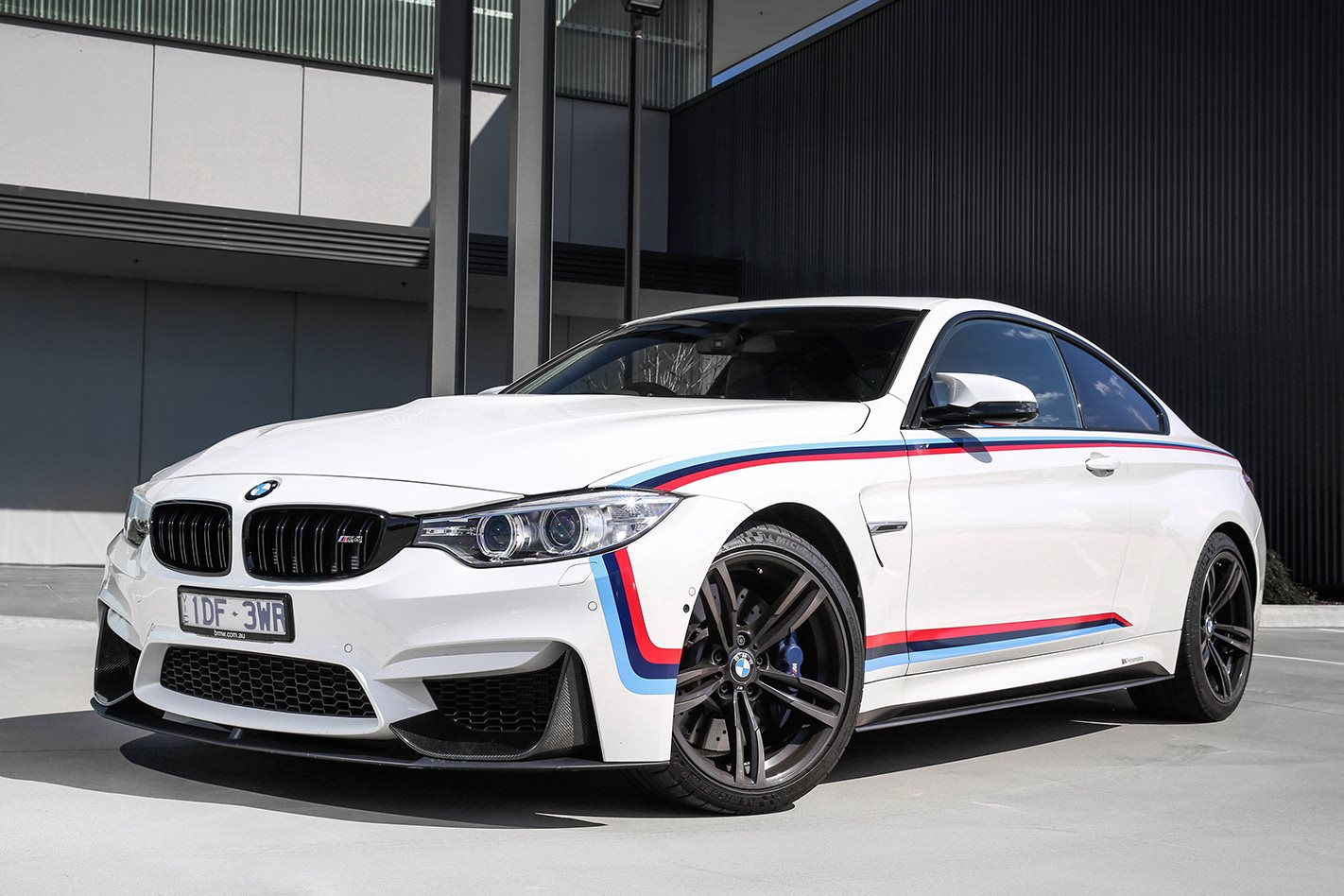2016 Bmw M4 M Performance Review Motor