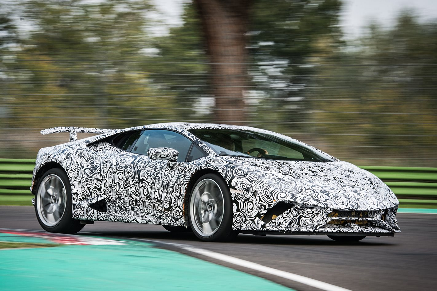 Lamborghini Huracan Performante Secrets Revealed Motor