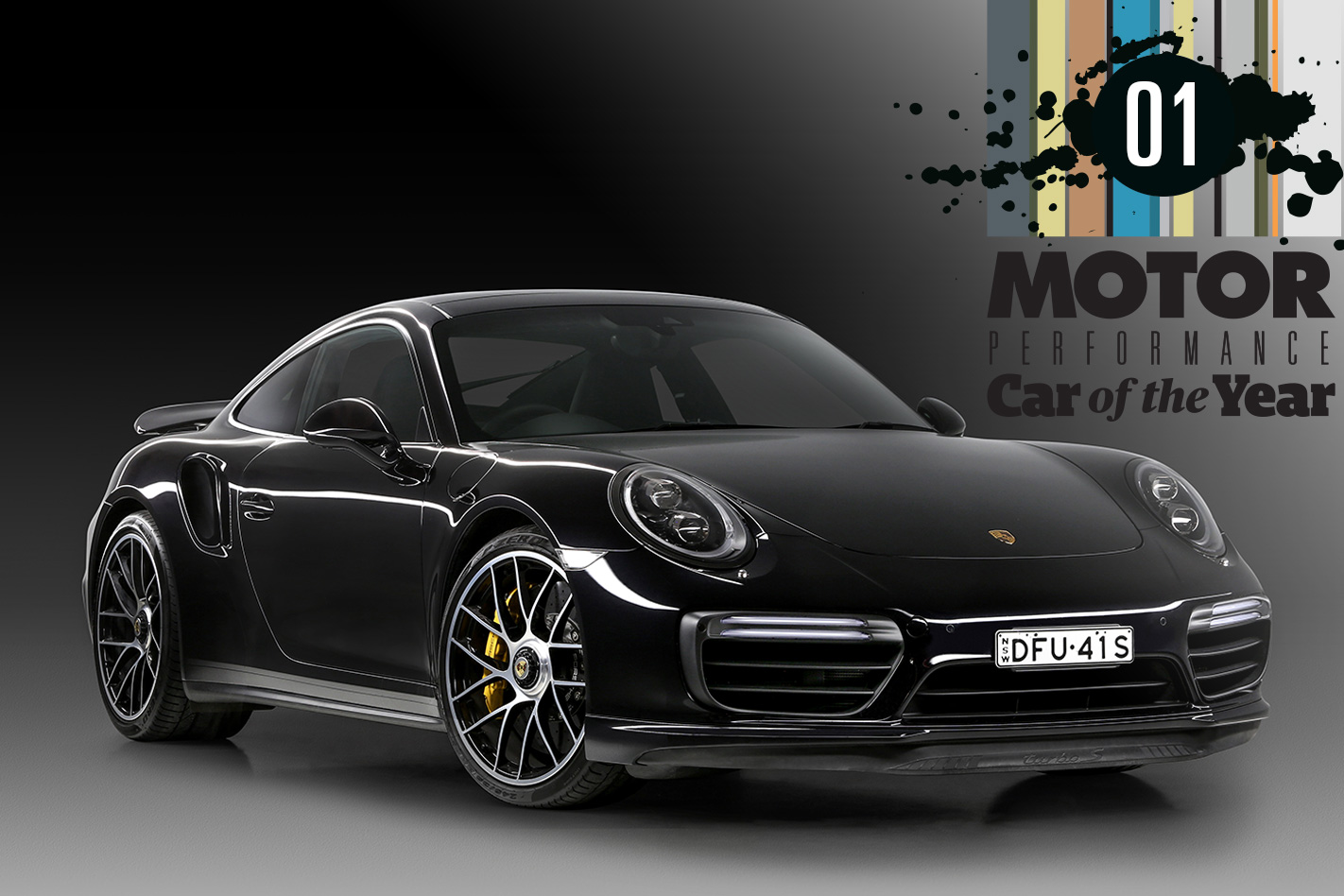 porsche 911 turbo s 2017 performance car of the year winner motor. Black Bedroom Furniture Sets. Home Design Ideas